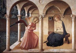 イエスキリスト様とマリア様