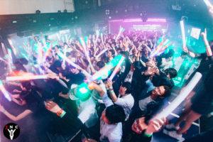 渋谷のナイトクラブ「ATOM」