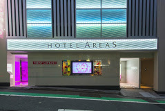 HOTEL AREAS 渋谷